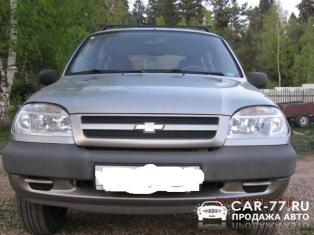 Chevrolet Niva Можайск