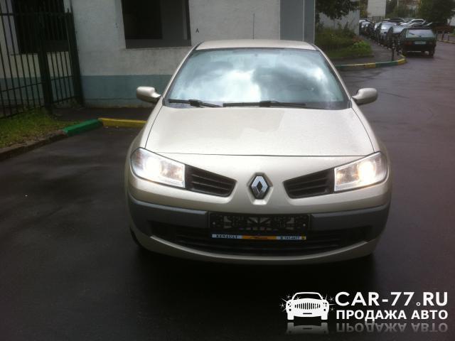 Renault Megane Москва