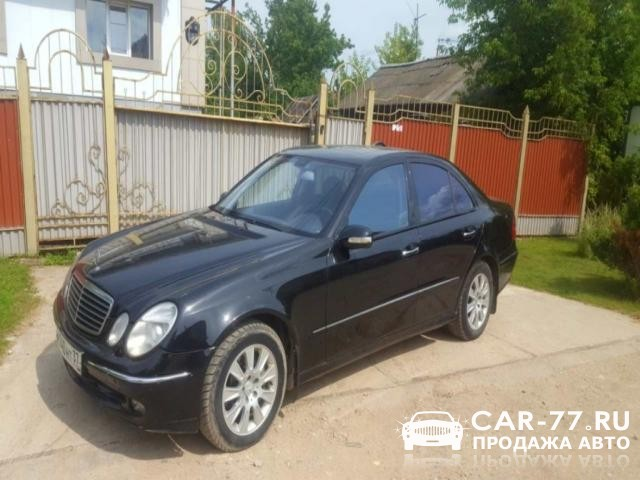 Mercedes-Benz E-class Иваново