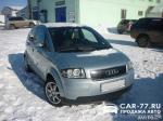 Audi A2 Москва