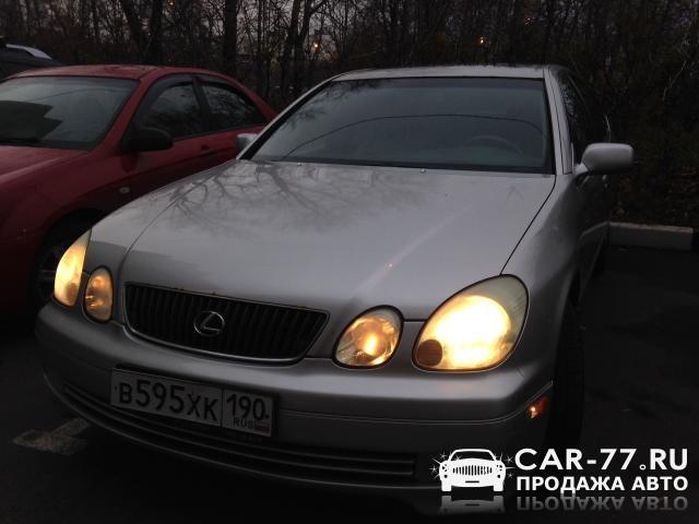 Lexus GS Москва