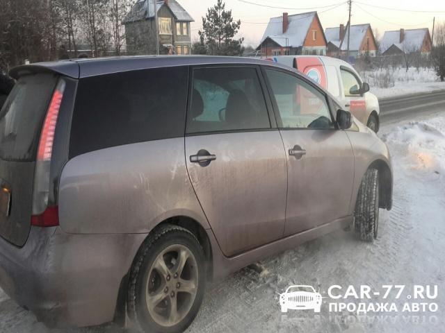 Mitsubishi Grandis Москва