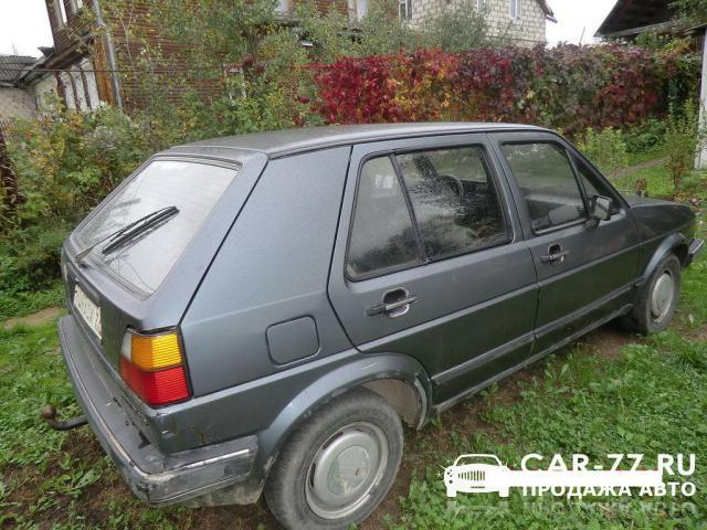 Volkswagen Golf Руза