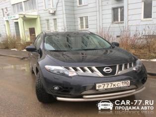 Nissan Murano Московская область