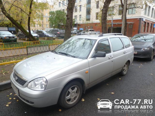 ВАЗ Priora Москва