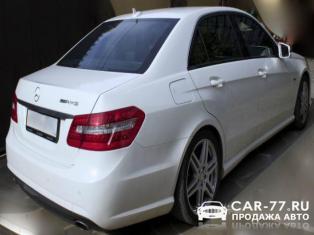 Mercedes-Benz E-class Краснодарский край