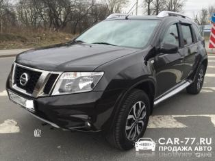 Nissan Terrano Московская область