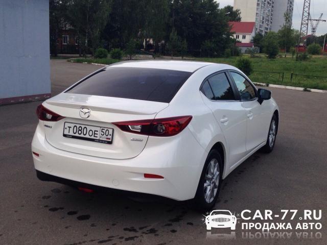 Mazda 3 Серпухов