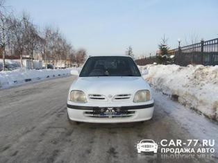 Nissan March Москва