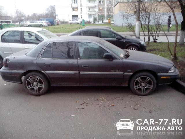 Pontiac Grand AM Москва