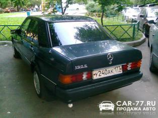Mercedes-Benz 190 Class Москва
