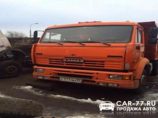 Камаз 65 Москва