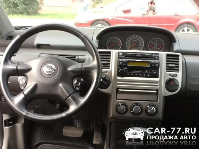 Nissan X-Trail Москва
