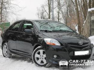 Toyota Yaris Москва