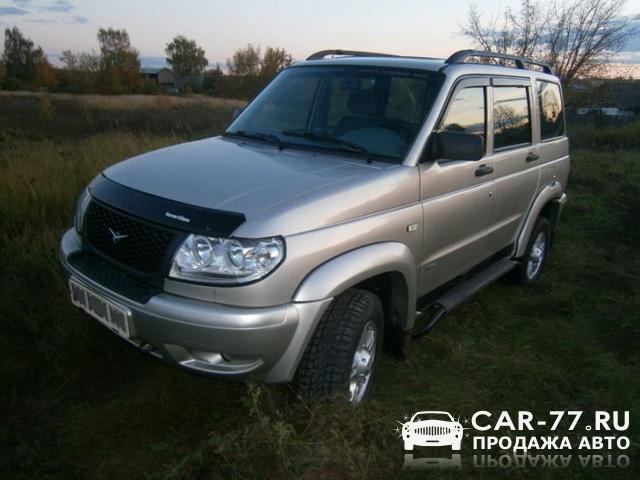УАЗ Patriot 3163 Москва