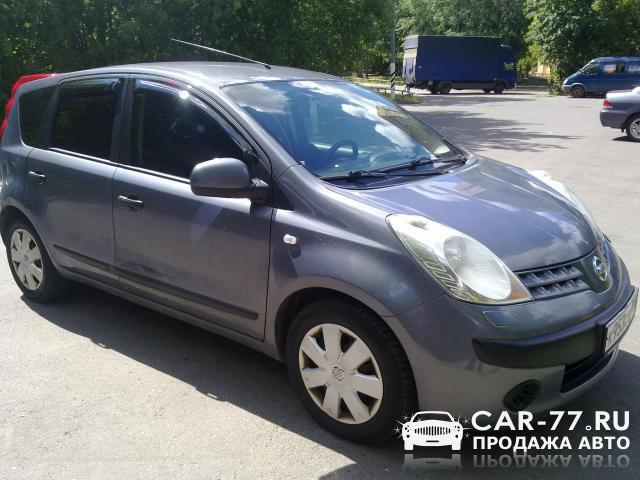 Nissan Note Москва