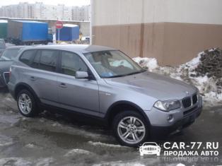 BMW X3 Москва
