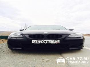 BMW M Series Владивосток