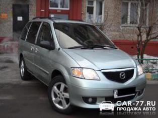 Mazda Mpv Москва