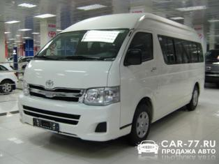 Toyota HiAce Москва