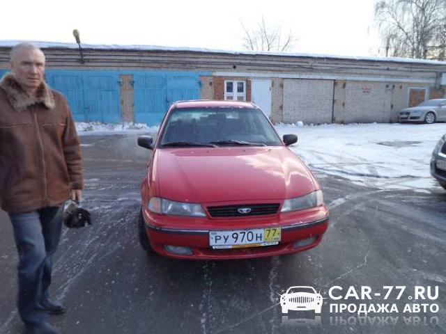 Daewoo Nexia Москва