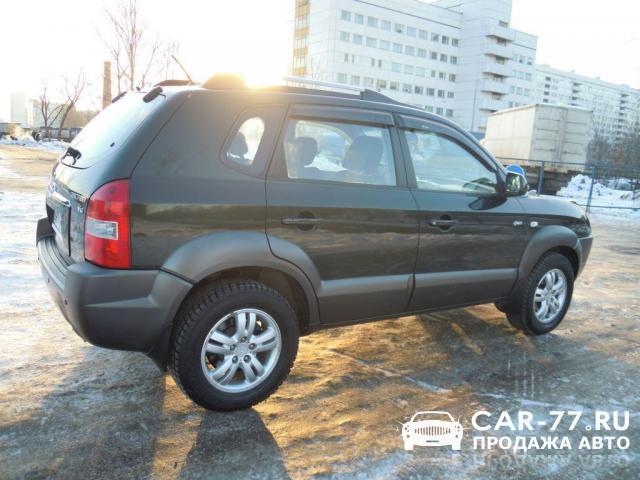 Hyundai Tucson Москва