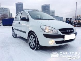 Hyundai Getz Новосибирск