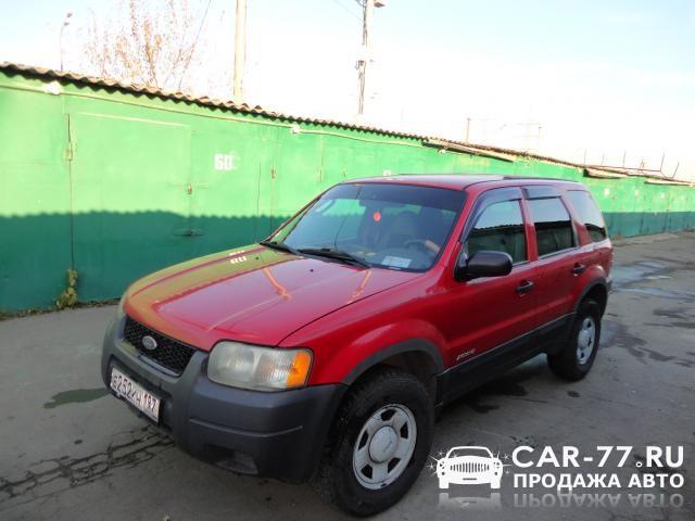 Ford Escape Москва