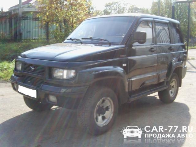 УАЗ Patriot 3163 Пушкино