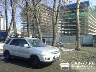 KIA Sportage Москва