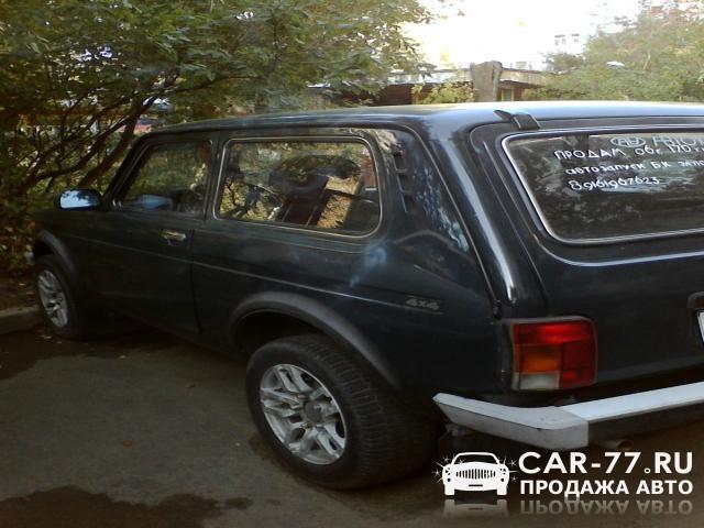 ВАЗ 2121 (Нива) 4x4 Королёв