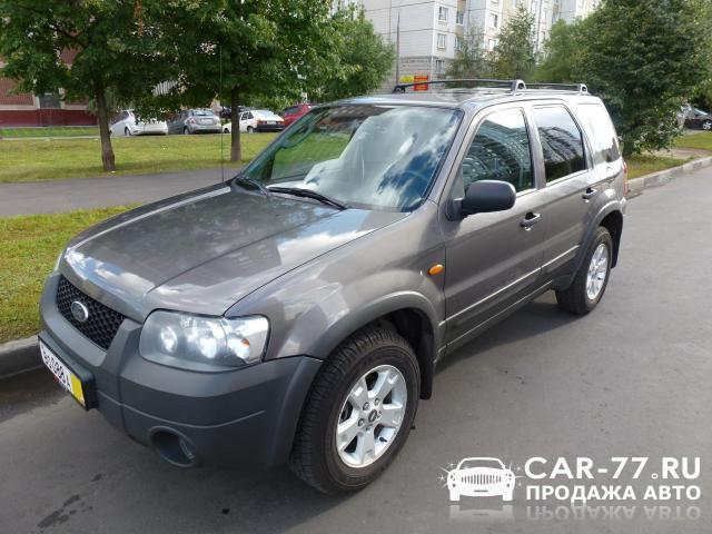 Ford Maverick Москва
