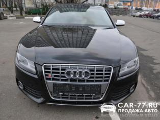 Audi S5 Москва