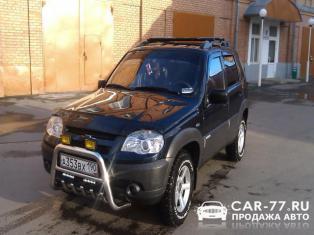 Chevrolet Niva Сергиев Посад